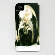 PUG POWER OUTAGE iPhone (4, 4s) Slim Case