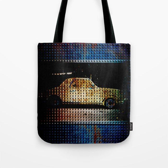 The Classic Car Series Tote Bag