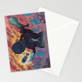 Vic The Butcher Stationery Cards