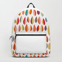 Little Leaves Pattern Collection 1 Backpack