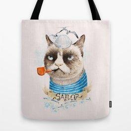 Sailor Cat VIII Tote Bag