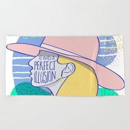 Joanne Beach Towel