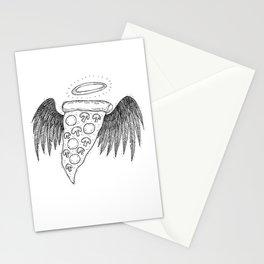 Holy Pizza Stationery Cards