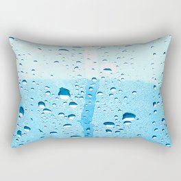 Wet Morning Rectangular Pillow