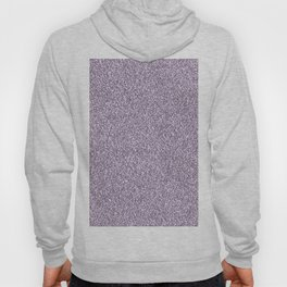 Abstract lavender lilac white faux glitter Hoody