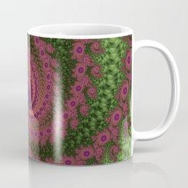 Fractal Galaxy Coffee Mug