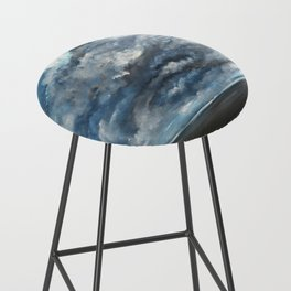 The Sun is Coming (Lista) by Gerlinde Bar Stool