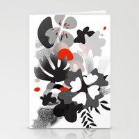 scandinavian Stationery Cards featuring scandinavian nature by Lucja