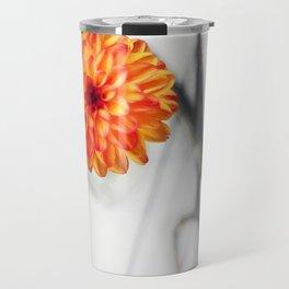 Freshly Cut Dahlia 2018 Travel Mug