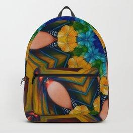 Coleção mandalas: cabocla Backpack