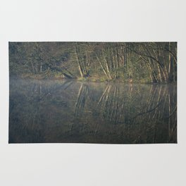 deep hayes reflections Rug