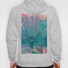 TREES AND ZEBRAS Hoody