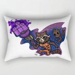 Lil' Guardians Rectangular Pillow