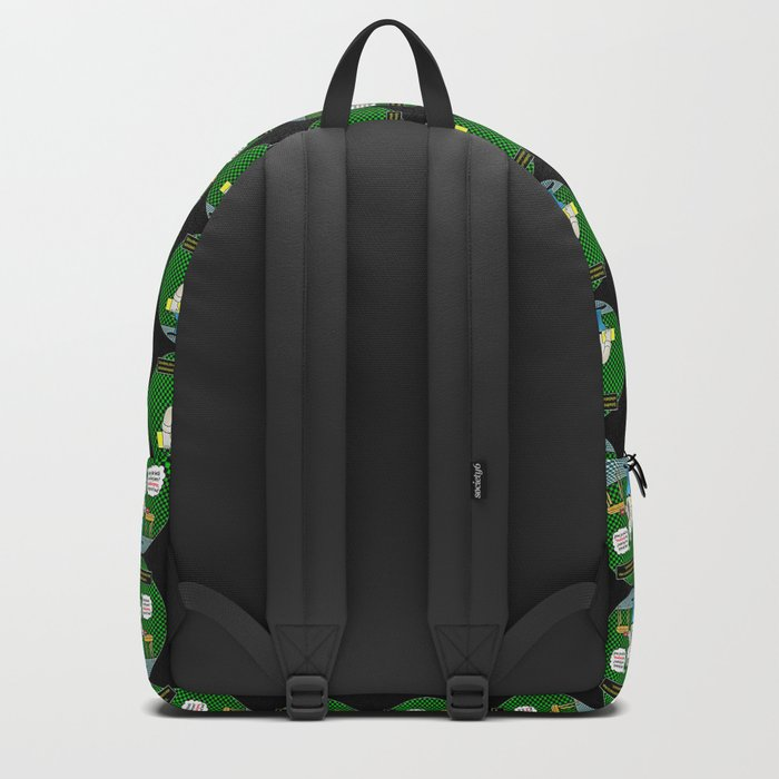 Carl's Midlife Crisis Backpack