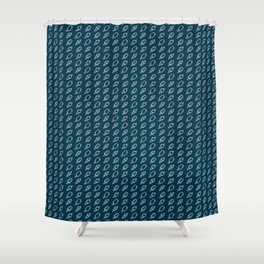 Icecreams and Popsicles Shower Curtain