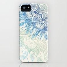 Dahlia iPhone (5, 5s) Slim Case