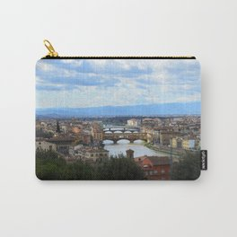 Florence- Italy Carry-All Pouch