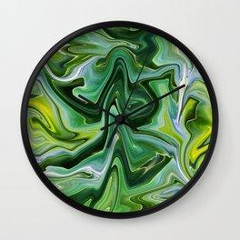 Liquefy  Wall Clock