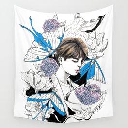 BTS Jin Wall Tapestry