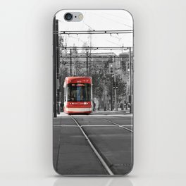 Ride The Rocket iPhone Skin