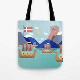 Fjords of Norway pt.2 Tote Bag