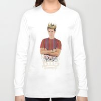 notorious big Long Sleeve T-shirts featuring Notorious BIG by Alpha-Tone