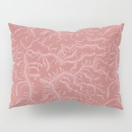 Ferning - Dusty Rose Pillow Sham
