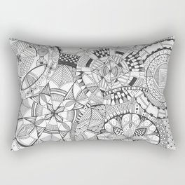mandalas Rectangular Pillow