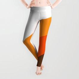 Harvest Rainbow - Left Side Leggings