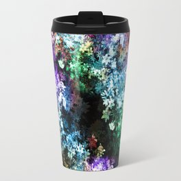 Black garden Travel Mug