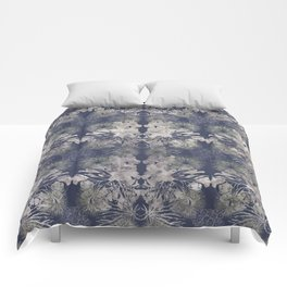 Blue Repeat Comforters