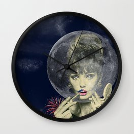 'MERCIA Wall Clock