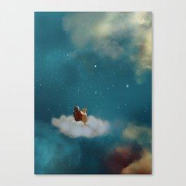 Space Dreams Canvas Print