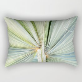 Fanned Palms Rectangular Pillow