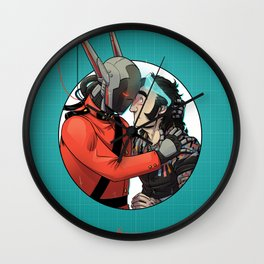Comic Cover Wall Clock