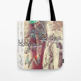 Arabian Collage #1 Tote Bag