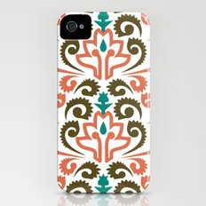 Moroccan Damask Slim Case iPhone (4, 4s)