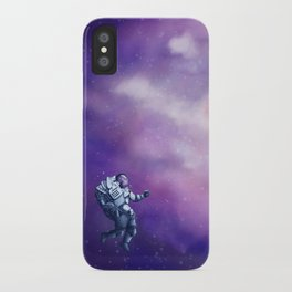 and the stars look very different today... iPhone Case