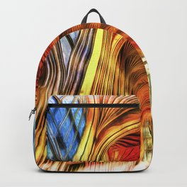 Bath Abbey Sun Rays Vincent Van Goth Backpack