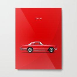 The 250 GT Metal Print