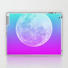 gradient moon Laptop & iPad Skin