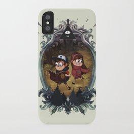 Gravity Falls iPhone Case