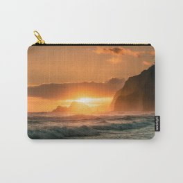 Sunrise Valley Carry-All Pouch