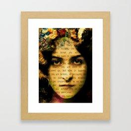 no43 Framed Art Print
