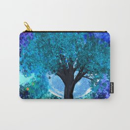 TREE MOON NEBULA DREAM Carry-All Pouch