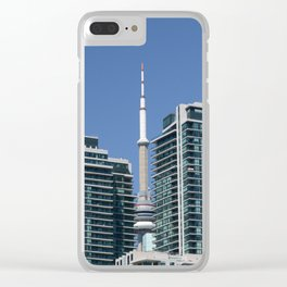 Toronto CN Tower Clear iPhone Case