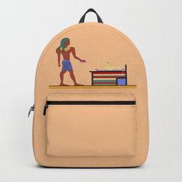 Feeding The Pharaoh Backpack