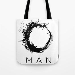 Arrival - Man Black Tote Bag