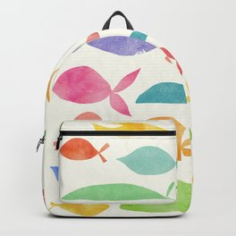 Fish family Backpack