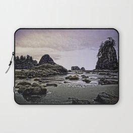 Second Beach-La Push, Washington Laptop Sleeve
